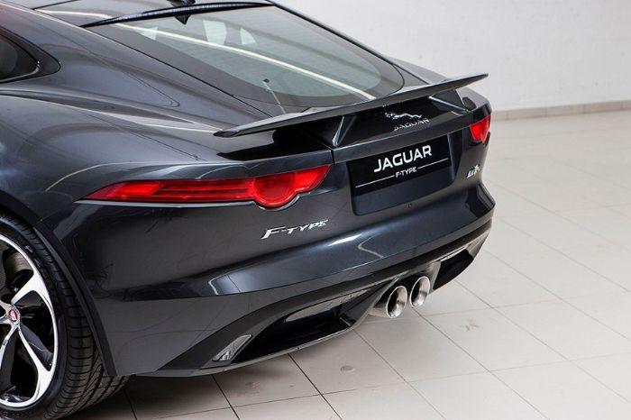 Jaguar F Type S >> Fixed oem rear spoiler (pics) - Jaguar F-Type Forum